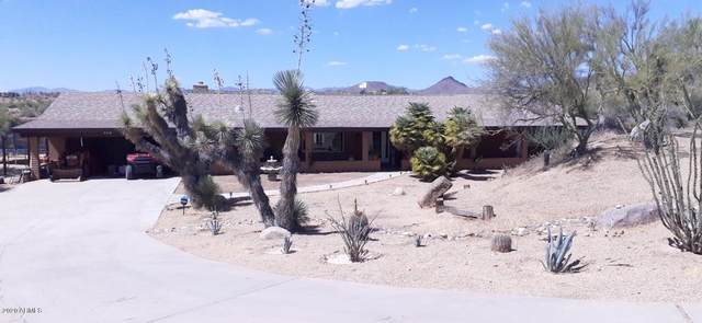 1605 N Little Stonehedge Ranch Road, Wickenburg, AZ 85390 (MLS #6101396) :: The Property Partners at eXp Realty