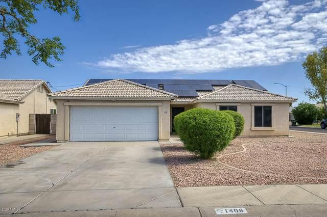 1408 E Clarendon Avenue, Phoenix, AZ 85014 (MLS #6101405) :: Dijkstra & Co.