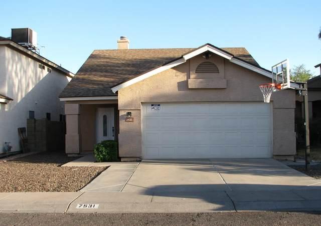 7531 W Ironwood Drive, Peoria, AZ 85345 (MLS #6101406) :: Kathem Martin