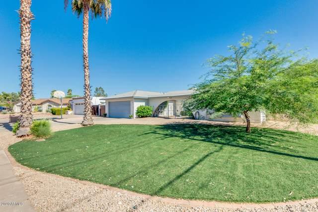 5201 E Janice Way, Scottsdale, AZ 85254 (MLS #6101416) :: Kathem Martin