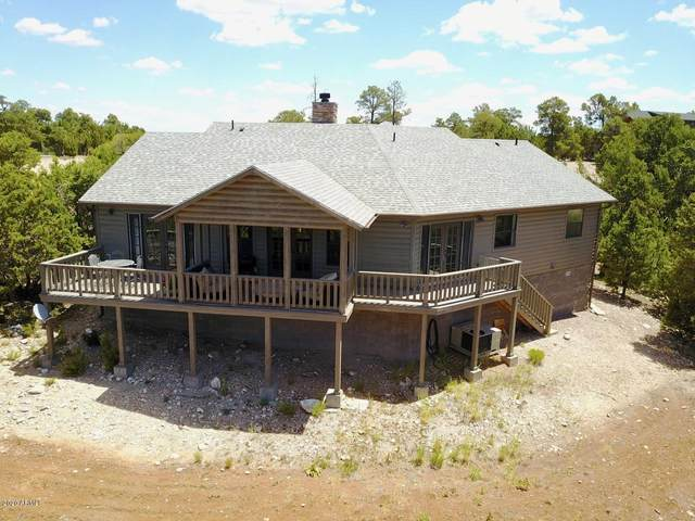 1860 Tenney Lane, Heber, AZ 85928 (MLS #6101429) :: Lucido Agency