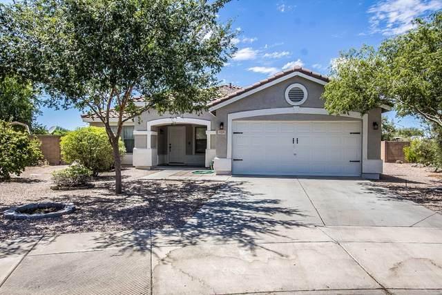 3806 S Emery Circle, Mesa, AZ 85212 (#6101432) :: Luxury Group - Realty Executives Arizona Properties