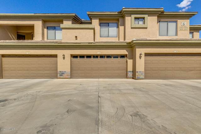 705 W Queen Creek Road #1035, Chandler, AZ 85248 (MLS #6101434) :: Midland Real Estate Alliance