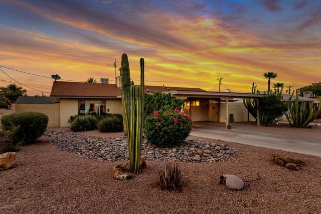 6910 E Granada Road, Scottsdale, AZ 85257 (MLS #6101435) :: Lucido Agency