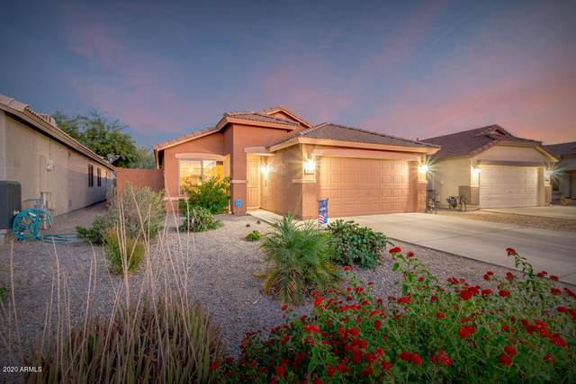 1081 E Nardini Street, San Tan Valley, AZ 85140 (MLS #6101454) :: Openshaw Real Estate Group in partnership with The Jesse Herfel Real Estate Group