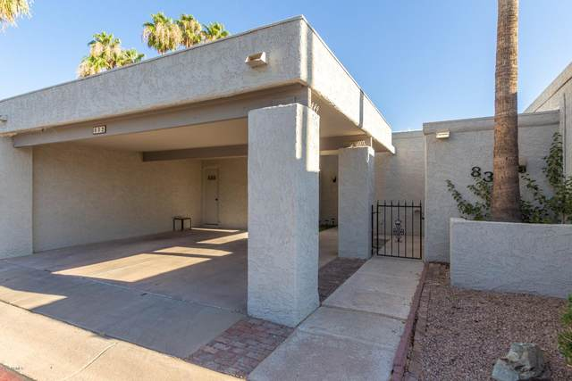 832 E Fern Drive N, Phoenix, AZ 85014 (MLS #6101463) :: The Laughton Team