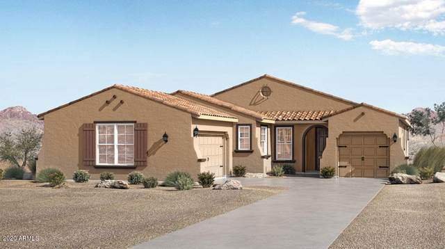 18399 W Mountain Sky Avenue, Goodyear, AZ 85338 (MLS #6101467) :: Lucido Agency