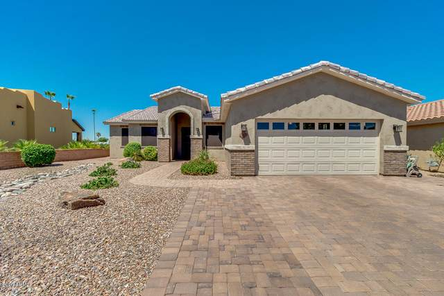 2448 N Trevino Place, Mesa, AZ 85215 (MLS #6101468) :: Service First Realty