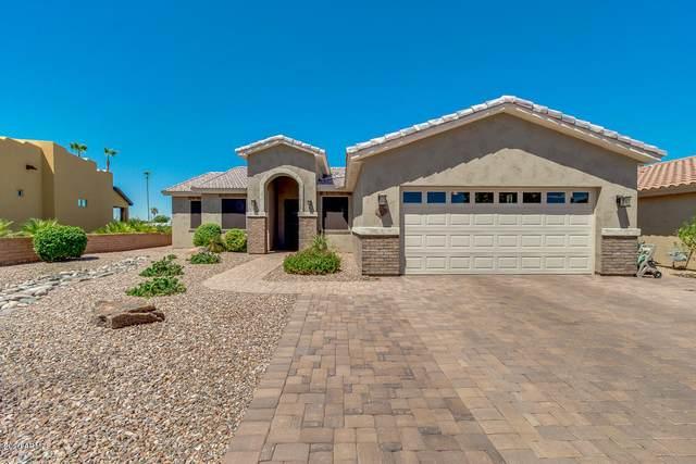 2448 N Trevino Place, Mesa, AZ 85215 (MLS #6101468) :: Lucido Agency