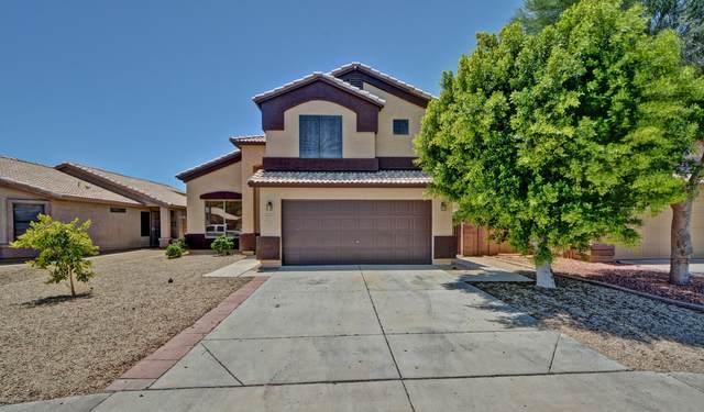 8947 W Harmony Lane, Peoria, AZ 85382 (MLS #6101488) :: Kathem Martin