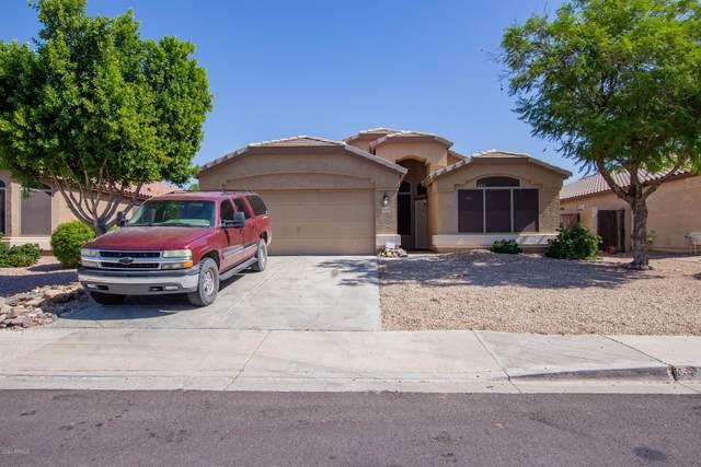 10226 W Country Club Trail, Peoria, AZ 85383 (MLS #6101490) :: Kathem Martin