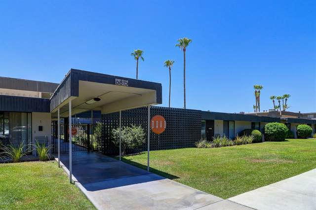 6815 E 2ND Street #8, Scottsdale, AZ 85251 (MLS #6101497) :: Lucido Agency