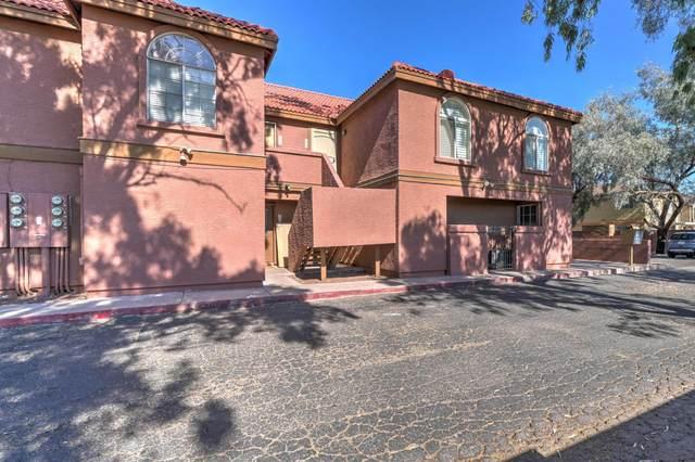 1402 S Jentilly Lane #206, Tempe, AZ 85281 (MLS #6101508) :: Kathem Martin