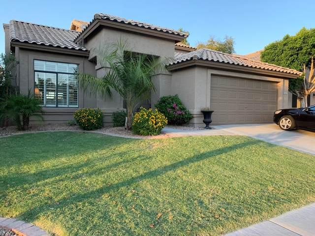 2252 W Myrtle Drive, Chandler, AZ 85248 (MLS #6101519) :: The Helping Hands Team