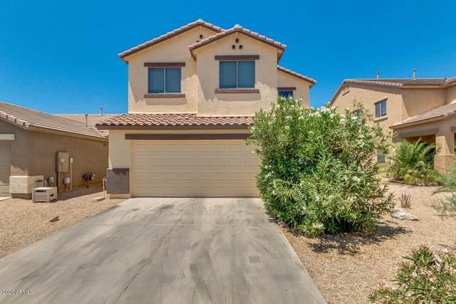 35980 W Velazquez Drive, Maricopa, AZ 85138 (MLS #6101523) :: The Property Partners at eXp Realty