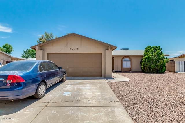 5333 W Sierra Street, Glendale, AZ 85304 (MLS #6101524) :: Nate Martinez Team