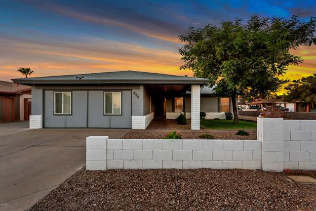 222 W Wescott Drive, Phoenix, AZ 85027 (MLS #6101526) :: Kathem Martin