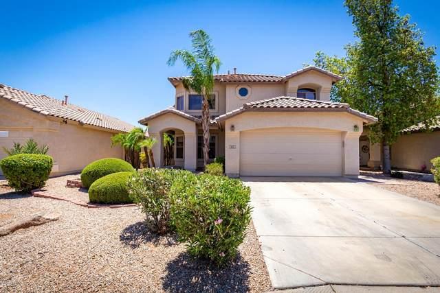 605 E Devon Drive, Gilbert, AZ 85296 (MLS #6101535) :: Kathem Martin