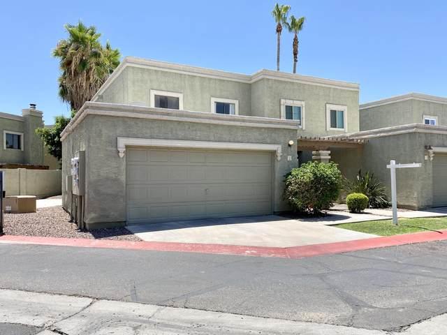 815 E Grovers Avenue #32, Phoenix, AZ 85022 (MLS #6101539) :: Kathem Martin