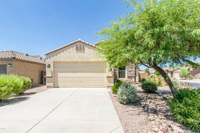 45960 W Holly Drive, Maricopa, AZ 85139 (MLS #6101541) :: Openshaw Real Estate Group in partnership with The Jesse Herfel Real Estate Group
