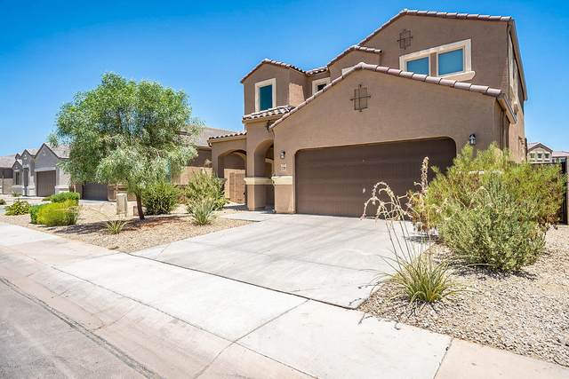 17201 N Bala Drive, Maricopa, AZ 85138 (MLS #6101546) :: Riddle Realty Group - Keller Williams Arizona Realty