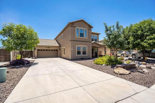 38223 N Armadillo Drive, San Tan Valley, AZ 85140 (MLS #6101550) :: Arizona Home Group