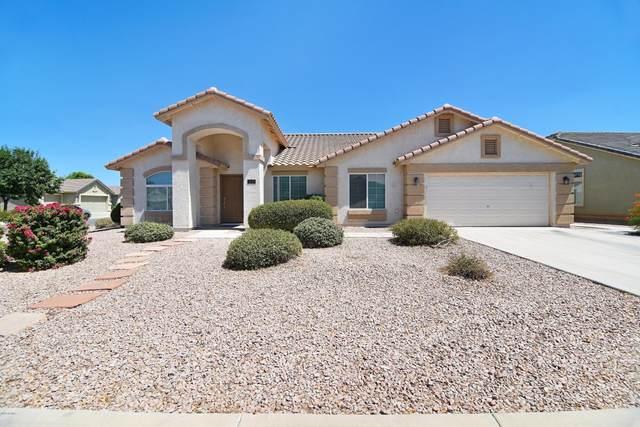 3620 E Meadow Creek Way, San Tan Valley, AZ 85140 (MLS #6101557) :: Arizona Home Group
