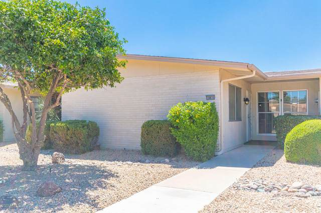 18835 N 134TH Avenue, Sun City West, AZ 85375 (MLS #6101562) :: Balboa Realty