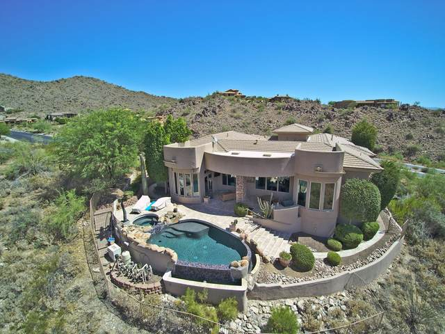 14629 E Shadow Canyon Drive, Fountain Hills, AZ 85268 (MLS #6101595) :: Brett Tanner Home Selling Team