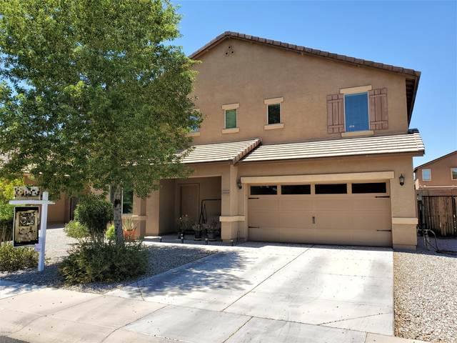 25224 W Carson Court, Buckeye, AZ 85326 (MLS #6101613) :: Russ Lyon Sotheby's International Realty