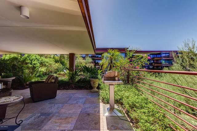 7167 E Rancho Vista Drive #5004, Scottsdale, AZ 85251 (MLS #6101617) :: Lucido Agency