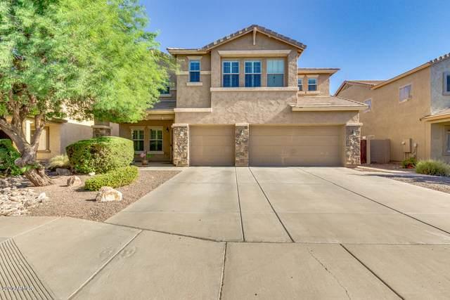 875 E Volk Lane, San Tan Valley, AZ 85140 (MLS #6101622) :: Yost Realty Group at RE/MAX Casa Grande
