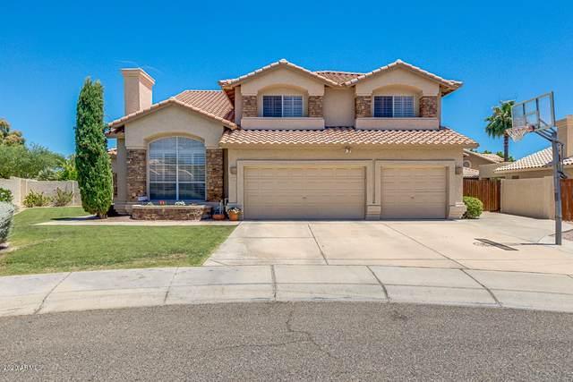 7815 W Kerry Lane, Glendale, AZ 85308 (MLS #6101633) :: Service First Realty