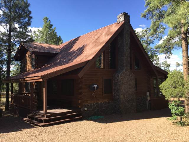 2032 Ponderosa Trail, Overgaard, AZ 85933 (MLS #6101638) :: Conway Real Estate