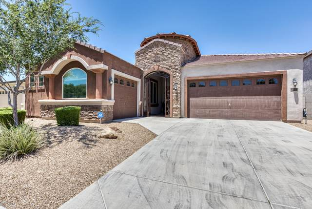 19640 E Emperor Boulevard, Queen Creek, AZ 85142 (MLS #6101646) :: Long Realty West Valley
