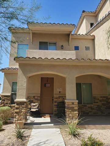 2821 S Skyline Drive #154, Mesa, AZ 85212 (MLS #6101649) :: Lifestyle Partners Team