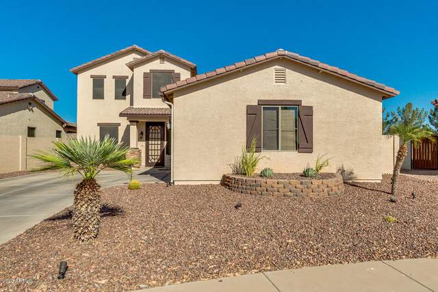 18101 N Crestview Lane, Maricopa, AZ 85138 (MLS #6101663) :: Yost Realty Group at RE/MAX Casa Grande