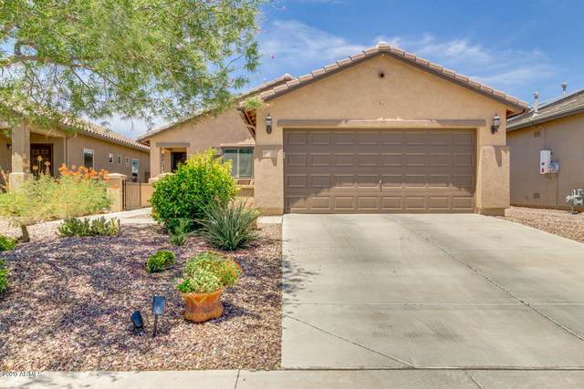 8012 W Candlewood Way, Florence, AZ 85132 (MLS #6101664) :: BIG Helper Realty Group at EXP Realty