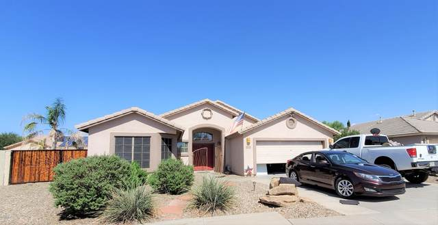 2925 S Mesita, Mesa, AZ 85212 (#6101666) :: Luxury Group - Realty Executives Arizona Properties