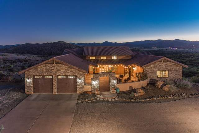 3462 S Green Valley Way, Humboldt, AZ 86329 (MLS #6101667) :: Lucido Agency
