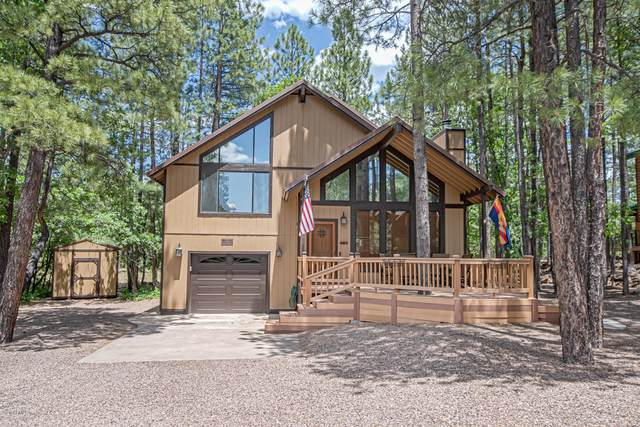 3285 Blacksmith Trail, Pinetop, AZ 85935 (MLS #6101674) :: Lucido Agency