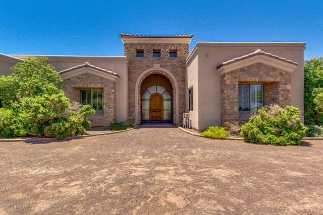 17649 W Peoria Avenue, Waddell, AZ 85355 (MLS #6101683) :: REMAX Professionals