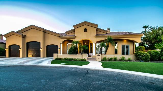 4542 E Cochise Road, Phoenix, AZ 85028 (MLS #6101689) :: The Carin Nguyen Team