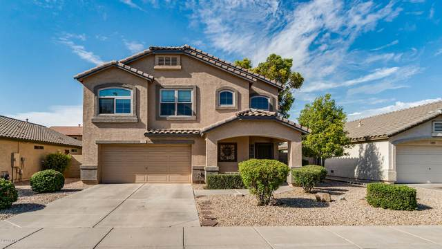 1732 E Loma Vista Street, Gilbert, AZ 85295 (MLS #6101697) :: Russ Lyon Sotheby's International Realty