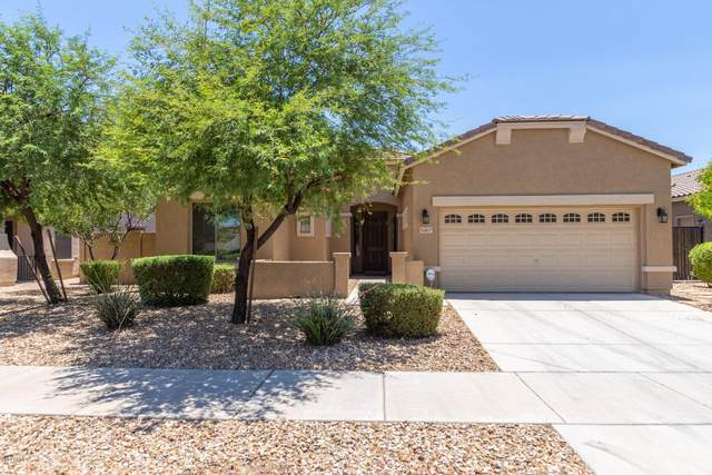 16869 W Hammond Street, Goodyear, AZ 85338 (MLS #6101716) :: Openshaw Real Estate Group in partnership with The Jesse Herfel Real Estate Group