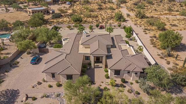 6696 E Red Bird Road, Scottsdale, AZ 85266 (MLS #6101725) :: Kepple Real Estate Group