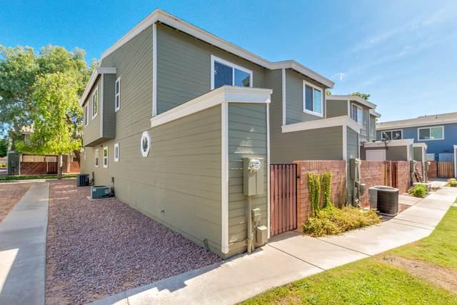 2301 E University Drive #266, Mesa, AZ 85213 (MLS #6101734) :: Conway Real Estate