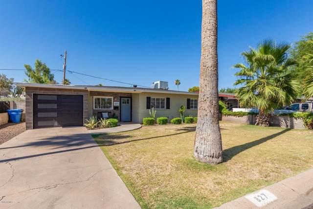 827 W Fairmount Avenue, Phoenix, AZ 85013 (MLS #6101741) :: Lux Home Group at  Keller Williams Realty Phoenix