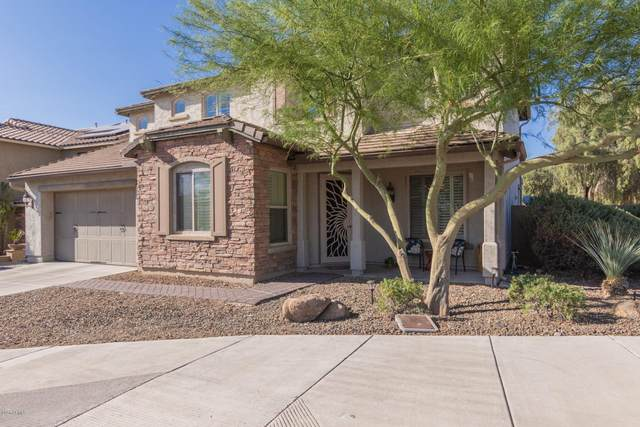 1940 W Chimney Rock Road, Phoenix, AZ 85085 (MLS #6101749) :: The Laughton Team
