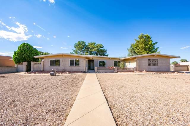 2049 E Elmwood Lane, Sierra Vista, AZ 85635 (MLS #6101755) :: Service First Realty